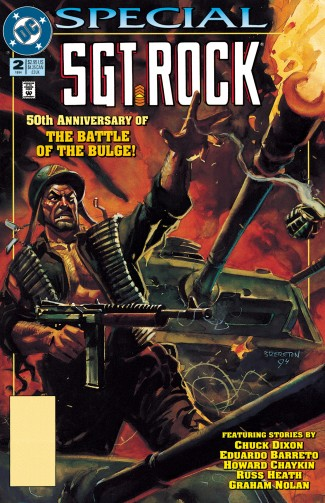 DC GOES TO WAR HARDCOVER