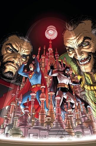 BATMAN SUPERMAN VOLUME 2 WORLDS DEADLIEST HARDCOVER