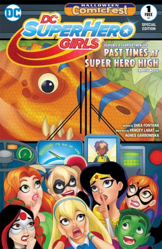 HCF 2017 DC SUPER HERO GIRLS SPECIAL EDITION