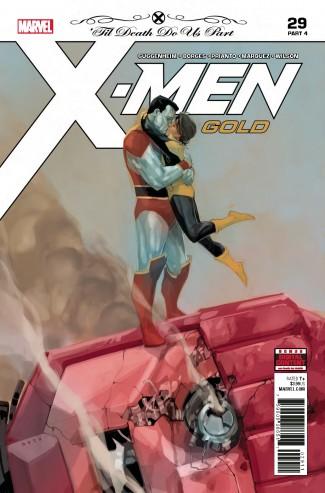 X-MEN GOLD #29