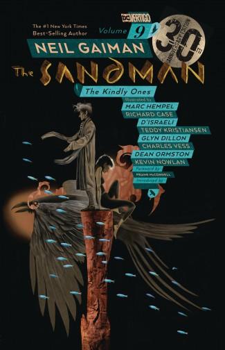 SANDMAN VOLUME 9 THE KINDLY ONES 30TH ANNIVERSARY EDITION GRAPHIC NOVEL