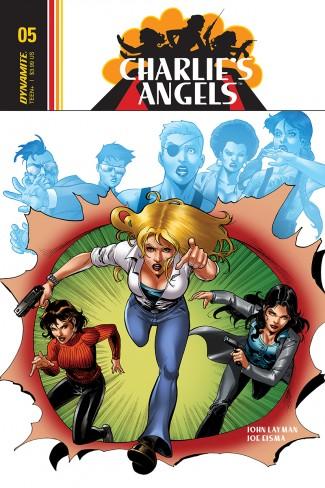 CHARLIES ANGELS #5
