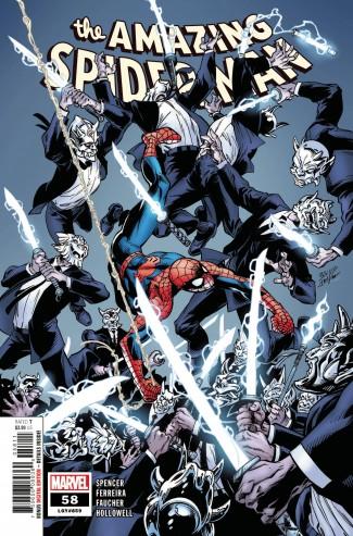 AMAZING SPIDER-MAN #58 (2018 SERIES)