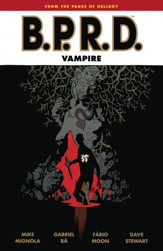 BPRD VAMPIRE GRAPHIC NOVEL (SECOND EDITION)