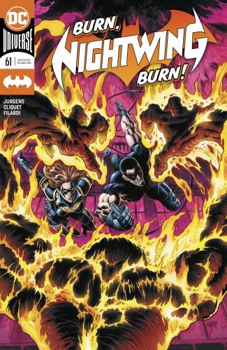 NIGHTWING #61 (2016 SERIES)