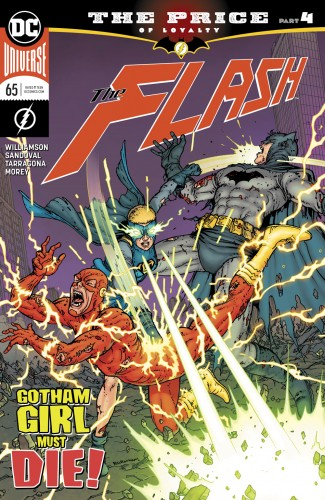 FLASH #65 (2016 SERIES)