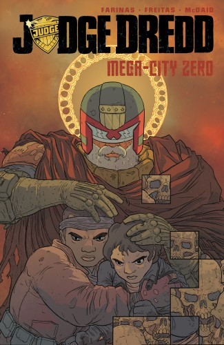 JUDGE DREDD MEGA-CITY ZERO VOLUME 3 GRAPHIC NOVEL