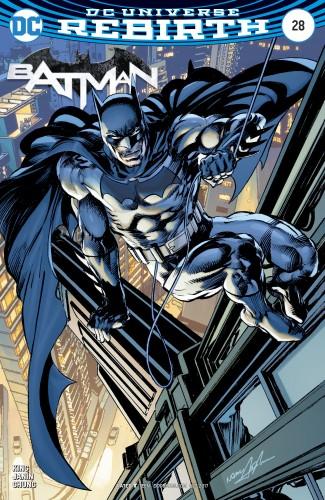 BATMAN #28 (2016 SERIES) VARIANT