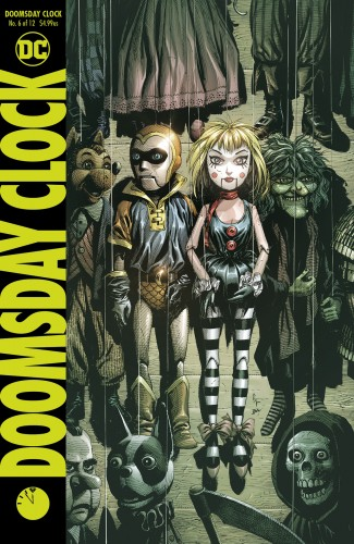 DOOMSDAY CLOCK #6