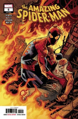 AMAZING SPIDER-MAN #5 (2018 SERIES)