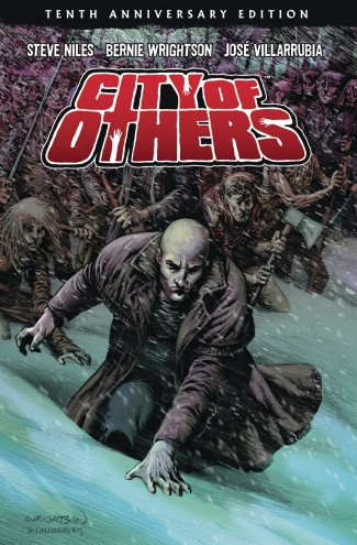 CITY OF OTHERS TENTH ANNIVERSARY EDITION HARDCOVER
