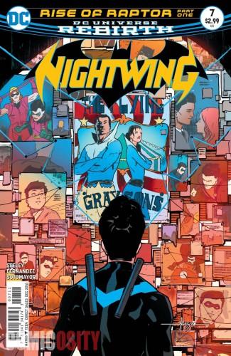 NIGHTWING VOLUME 4 #7
