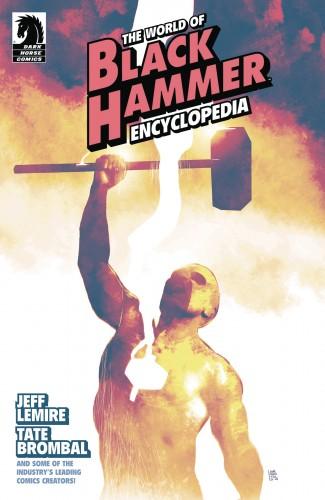 WORLD OF BLACK HAMMER ENCYCLOPEDIA ONE-SHOT
