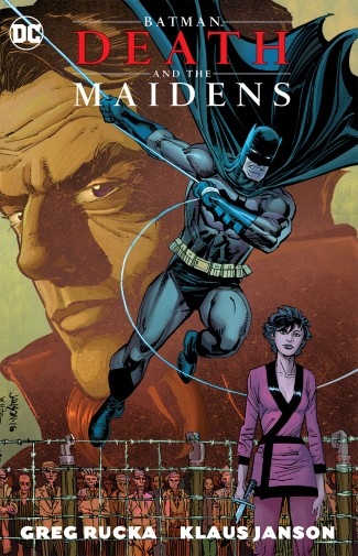 BATMAN DEATH AND THE MAIDENS GRAPHIC NOVEL NEW EDITION