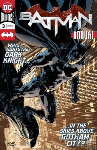 BATMAN ANNUAL #3 (2016 SERIES)