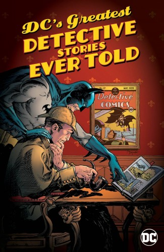 DCS GREATEST DETECTIVE STORIES EVER TOLD GRAPHIC NOVEL