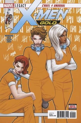 X-MEN GOLD #24