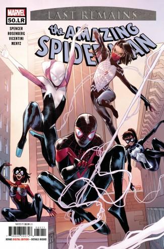 AMAZING SPIDER-MAN #50.LR (2018 SERIES)