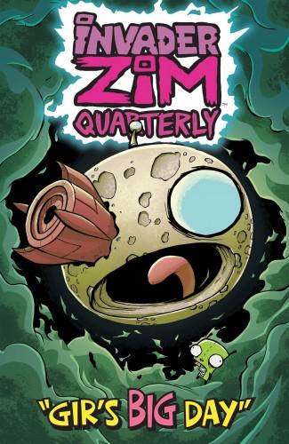 INVADER ZIM QUARTERLY #1