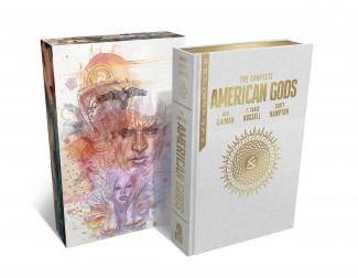 COMPLETE AMERICAN GODS HARDCOVER