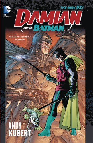 DAMIAN SON OF BATMAN GRAPHIC NOVEL