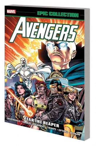 AVENGERS EPIC COLLECTION FEAR THE REAPER GRAPHIC NOVEL