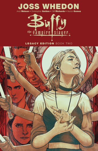 BUFFY THE VAMPIRE SLAYER LEGACY EDITION VOLUME 2 GRAPHIC NOVEL