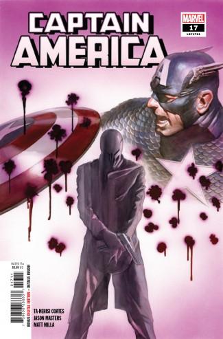 CAPTAIN AMERICA #17 (2018 SERIES)