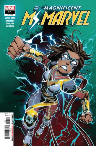 MAGNIFICENT MS MARVEL #11