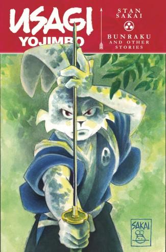 USAGI YOJIMBO VOLUME 1 BUNRAKU AND OTHER STORIES GRAPHIC NOVEL
