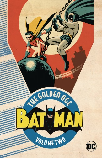 BATMAN THE GOLDEN AGE VOLUME 2 GRAPHIC NOVEL