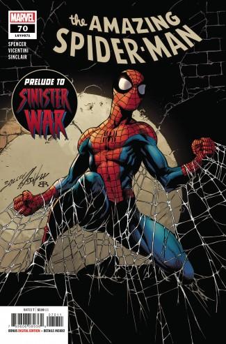 AMAZING SPIDER-MAN #70 (2018 SERIES)