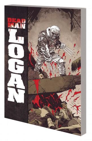 DEAD MAN LOGAN VOLUME 1 GRAPHIC NOVEL