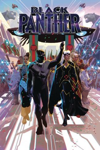 BLACK PANTHER BOOK 8 THE INTERGALACTIC EMPIRE OF WAKANDA PART 3 GRAPHIC NOVEL