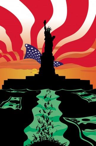 UNITED STATES VS MURDER INC VOLUME 1 GRAPHIC NOVEL (NEW EDITION)
