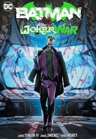 BATMAN VOLUME 2 THE JOKER WAR HARDCOVER