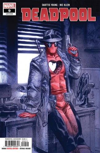 DEADPOOL #9 (2018 SERIES)