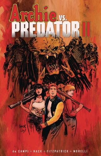 ARCHIE VS PREDATOR II VOLUME 1 GRAPHIC NOVEL