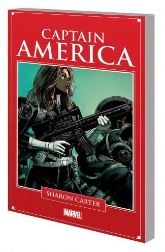 CAPTAIN AMERICA SHARON CARTER GRAPHIC NOVEL