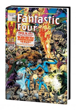 FANTASTIC FOUR OMNIBUS VOLUME 4 HARDCOVER