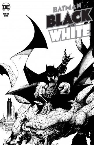 BATMAN BLACK AND WHITE #1 (2020 SERIES)