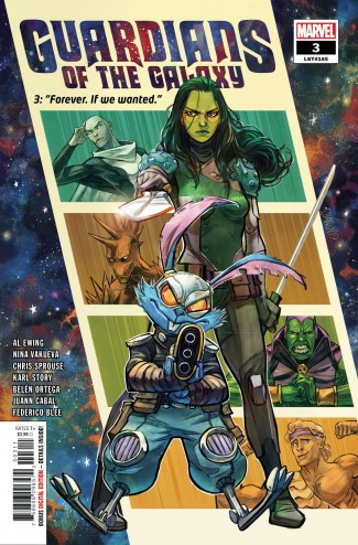 GUARDIANS OF THE GALAXY #3 (2020 SERIES)