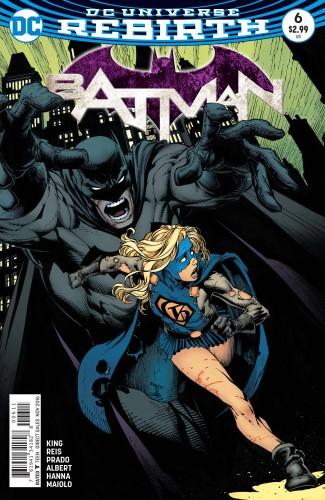 BATMAN #6 (2016 SERIES)