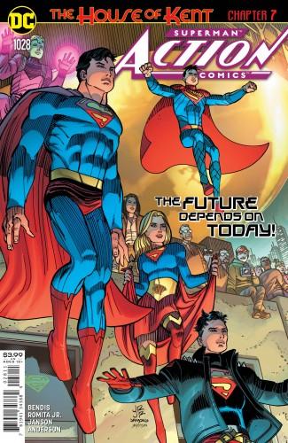 ACTION COMICS #1028 (2016 SERIES)