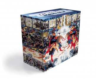 CRISIS ON INFINITE EARTHS SLIPCASE HARDCOVER BOX SET