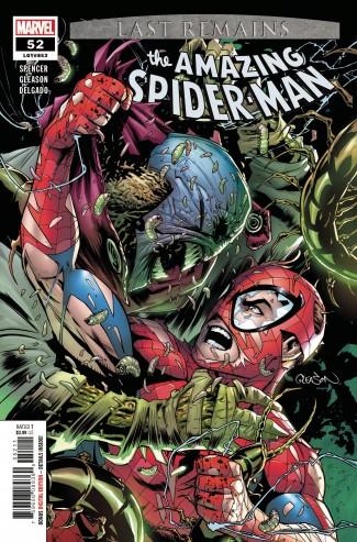 AMAZING SPIDER-MAN #52 (2018 SERIES)