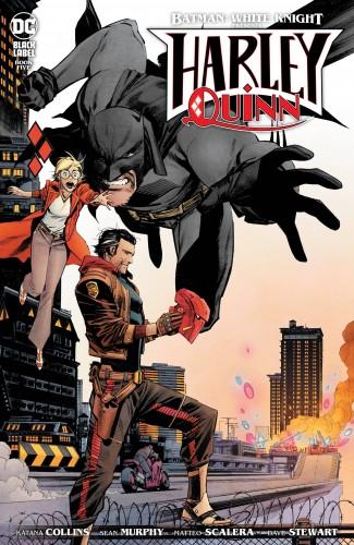 BATMAN WHITE KNIGHT PRESENTS HARLEY QUINN #5