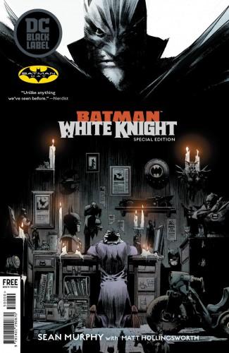 BATMAN WHITE KNIGHT BATMAN DAY 2018 #1 SPECIAL EDITION