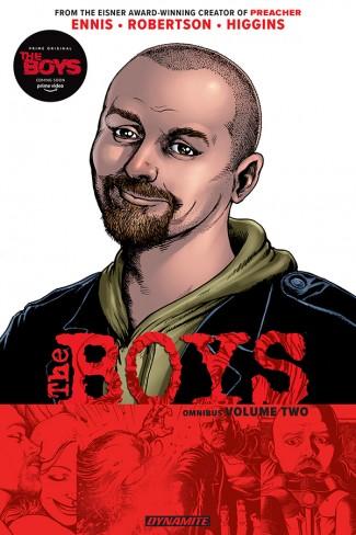 BOYS OMNIBUS VOLUME 2 GRAPHIC NOVEL