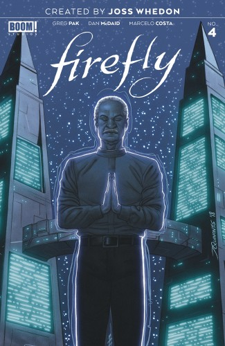 FIREFLY #4 (2018 SERIES) PREORDER QUINONES VARIANT